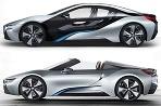 BMW i8 je plug-in
