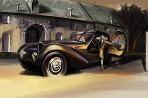 Jean Bugatti a Typ