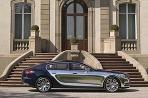 Bugatti Galibier sa výroby