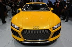 Audi Quattro koncepty