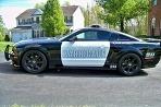 Ford Mustang Decepticon