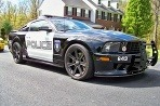Ford Mustang Decepticon