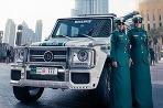 Dubajská polícia získala 700