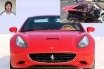 Ferrari a Artem Myleskyi