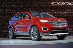 Ford Edge Concept bude