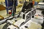 Výroba elektrických SAABov