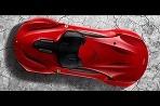 Ferrari CascoRosso má predné