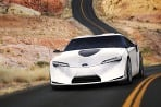 Toyota FT-HS concept. Bude