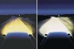 Xenónové svetlá oproti halogénovým