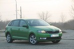 Škoda Rapid Spaceback je