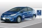 Toyota bude nabíjať batérie