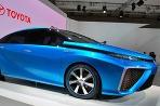 Toyota predstavila vodíkové auto