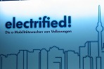 Electrified! Symbol a logo