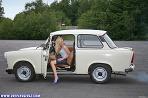 Základná verzia Trabantu 601