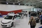 Autosalón v Bratislave 2014
