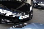 Tesla S v Nórsku