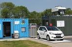 Tankovanie CNG, resp bioplynu