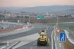 Výstavba diaľnic Ilustračné foto