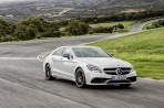 Mercedes-Benz CLS kupé-sedan absolvoval