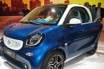 Smart fortwo a forfour