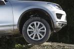 Nový Volkswagen Touareg offroad