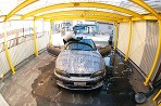 Nissan Skylink GTR pokryla