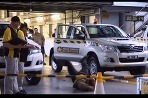 Toyota HiLux Unbreakable Drivers