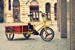 Nákladné bicykle by mohli