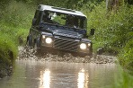 Land Rover Defender na