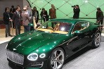 Koncept Bentley budúcnosti