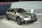 Subaru Outback prešlo miernym