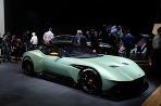 Aston Martin Vulcan zo