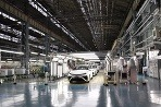 Toyota Mirai sa vyrába