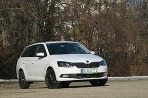 Škoda Fabia Combi 1,2