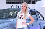 Hostesky autosalón v Bratislave
