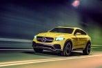Mercedes GLC Coupe koncept