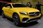 Mercedes CLC coupe koncept