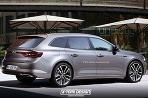 Renault Talisman - budú