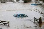 utopene auta z celej