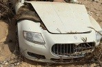 Maserati Quattroporte na dne