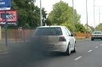 VW dym-tuning
