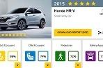 EuroNCAP 2015 Honda HR-V