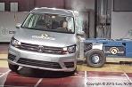 VW Caddy - Side
