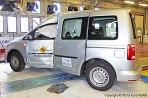 VW Caddy - Pole