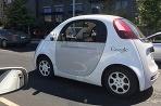 Autonómne auto od Googlu