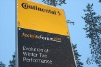 ContiTechnikForum 2015 - jazdy