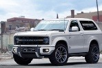 Ford Bronco fan concept