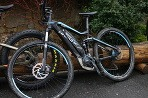 Fat e-bike a horský