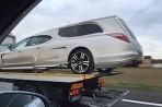 Porsche Panamera ako pohrebák