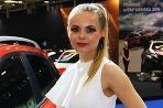Hostesky autosalónu v Bratislave